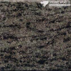Olive Polished Green Granite per Countertops & Vanities (MT060)