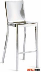 宴会棒家具のクロム鋼のハドソンの腰掛けの椅子