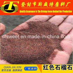 Filtragem da água Garnet Sand 0,3-0.6mm Grit