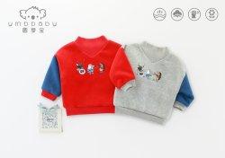 2 Cores quentes macio Suéter Bebê vestuário para o Outono