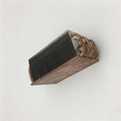 Custom 500W à LED fin en aluminium extrudé nageoire du dissipateur de chaleur La chaleur du dissipateur thermique du tuyau