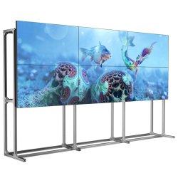 4K поддерживает 55-дюймовый ЖК-дисплей LG видеостены с лицевой панелью 1.8-3.5 мм