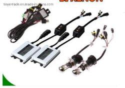 공장 출고 시 기본 판매 HID 키트 제논 35W 55W AC DC 제논 HID 키트 H7 9005 9006 100W HID 제논 차량용 키트 3000K 6000K 8000K 12000K