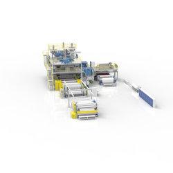 1600 mm SMS Spunbond fundido fundir Mascarillas compuestas de tejido no tejido que hace la máquina y máquina de producción máquina textil no tejido