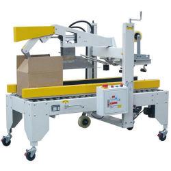工場全販売のカートンのシーラーは直接ケースによって自動化されるカートンの下見張りのシーリングおよびパッキング機械を壁紙を張る