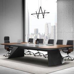Muebles de oficina Sala de conferencias Sala de reuniones de mesa de negociación