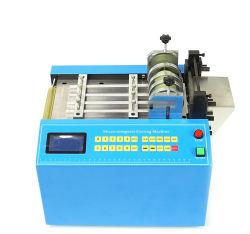 Calor e frio elétrico automático de Borracha tubo retrátil PE máquina de corte de tubos de PVC