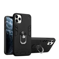 La galaxia A10e de los casos con HD Protector de pantalla giratoria de 360 grados, el anillo de metal Armor Anti-Scratch Kickstand titular de la cubierta del soporte para teléfono Samsung Galaxy a10e
