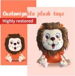 중국식 주문자 박제 동물 맞춤형 장난감 봉제 인형 마스코트 테디 베어 드래곤 박제 동물 장난감