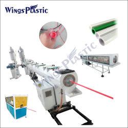 البلاستيك PVC/UPVC/PE/PP/PPR/LDPE المياه المجعدة/الضغط/الكهرباء الأنابيب/أنابيب الأنابيب/ أنابيب الأنابيب الممودة / صناعة الطرد سعر الماكينة