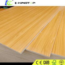 Compensato cinese della melammina dei fornitori E0/E1 Grade15mm/18mm per costruzione