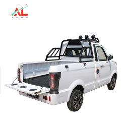 De heet-verkoopt Elektrische Pick-up met 4 wielen van de Auto van 4 Zetels Chinese E van de Motor