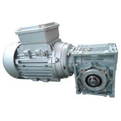 Tipo di alluminio scatola ingranaggi d'inversione di Nmrv di riduzione 250cc ATV del motore del riduttore dell'attrezzo montata asta cilindrica della scatola ingranaggi della vite senza fine