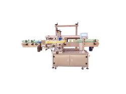 Guangzhou autoadhésif automatique de l'étiquetage Étiquette fabricant de la machine machine machine machine de conditionnement d'étiquette d'emballage Machine d'impression