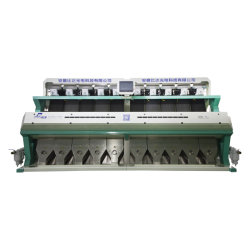 Арахисовое Грейдер высокая емкость оптического CCD гайку цвет сортировщика