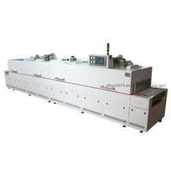 Förderanlagen-Systems-Kettenriemen, der konstanten Beschichtung-Förderband-Ofen vorwärmt