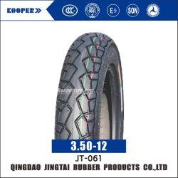Super Explosion-Proof Kooper 12 pouces scooter moto pneus pneus tubeless//pneus/pneu (3.50-12) avec l'ISO de la CCC Soncap dot e de marque de la SGS COC