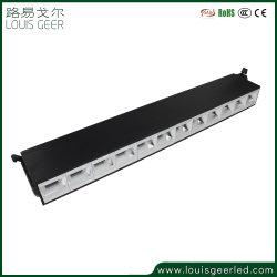 Regulable Dali comercial de la luz de techo LED de enfoque ajustable de 50W de iluminación de pista para el COB GU10 MR16 E27 LED PAR30 Vía Dispositivo de luz la vivienda
