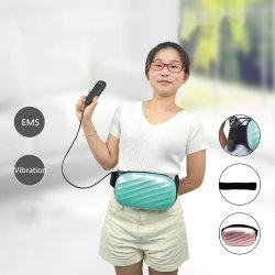 振動する減量の腹脂肪質の減少のウエストマッサージベルトを細くする