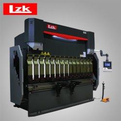 4+1-assige hydraulische automatische CNC-drukrem voor metaal, staal, mild, koolstof, SS, CS, Staalplaat