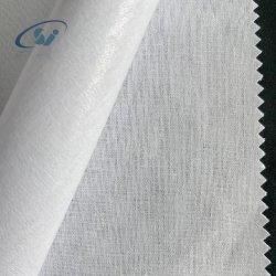 Тканый HDPE плавкая вставка Interlining 100% хлопок C8505