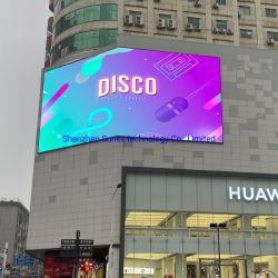 سعر إعلانات على الطريق SMD RGB P10 لوحة LED خارجية شاشة LED للعلامات