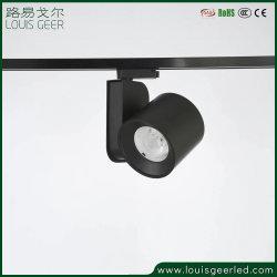 Mini sorgente dell'interno di progetto di illuminazione della pista della vetrina 20W per la lampada della lampadina di arte LED della galleria del museo