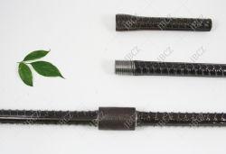De Staaf die van het staal die Machine inpassen wordt gebruikt om Rebar te verbinden