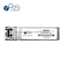 10GB/s SFP+ 10km 1310 nm Module émetteur-récepteur fibre optique
