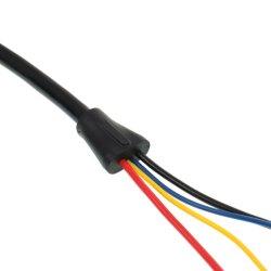 Câble de décharge de traction de moulage personnalisé
