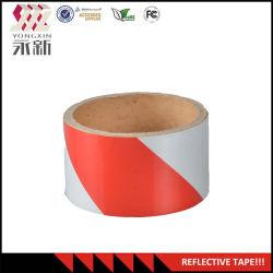 Pet, PVC, material acrílico de alto grado de intensidad de la película reflectante prismáticos