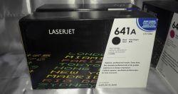 カラーHP Laserjetのための優れたレーザーのトナーカートリッジ641 A。C. 9720A/C9721A/C9722A/C9723A 4600/4650のプリンター