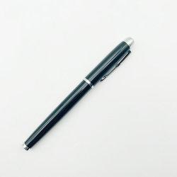 Nuova penna di sfera della fibra del carbonio della penna del gel del metallo dell'ufficio di affari di disegno