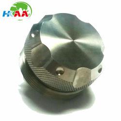 Cnc-Prägetitanböe-Gefäß oder Taschenlampe verlegter Zylinder-Adapter