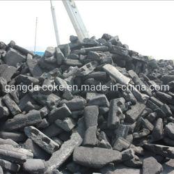 Bloco de carbono/ânodo sucata para fundição de latão ou de fundição de ferro