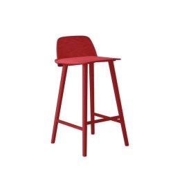 Страны Северной Европы стильный бар табурет современном минималистском кафе табурет Деревянный стул