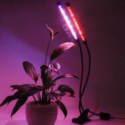 Amazon vende caliente Escritorio de la luz de las plantas crecen