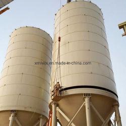 Progettare il silo per il cliente serrato per la strumentazione di industria estrattiva e della costruzione