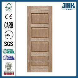 Placa do Bloco de madeira folheado de madeira laminada a pele da Porta