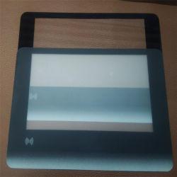 0,7 mm personnalisé 1.1mm 2.0mm le couvercle de lentille en verre trempé