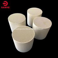 Rto de Armazenamento de Calor a poupança de energia o refratário Cordierite Honeycomb regenerador de cerâmica