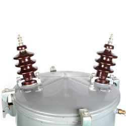 Einphasiger ölgeschützter Verteilungs-Transformator