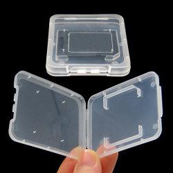 [هيغقوليتي] فائقة رقيق [3غ] [50426مّ] [مموري كرد] بلاستيكيّة تخزين حالة لأنّ [سد] بطاقة