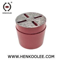 Niveau de la surface du disque de meulage outils diamant pour le béton ou de terrazzo