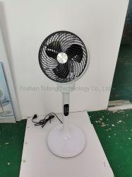 Aria di plastica elettrica economizzatrice d'energia moderna del ventilatore 2021 per il ventilatore del basamento della stanza
