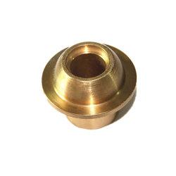Précision personnalisé en cuivre ou laiton Composants d'usinage CNC de fraisage