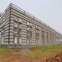 بناء حديث للولاية المواد الخفيفة المستودع قبل تصنيع أسعار هيكل الصلب
