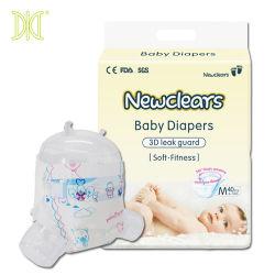 Bas prix jetables de marque OEM de couches pour bébés