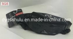 عادة سفر مضيئة [بفك] جلد مستحضر تجميل بنية حقيبة [كروسّبودي] وسط حقيبة