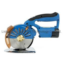 Batterie au lithium rechargeable portable ciseaux électrique Machine de découpe ronde